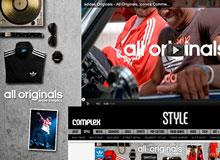 adidas Originals: Digital Media Advertising