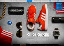 adidas Originals: Back To School Digital Campaign