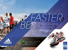 adidas Running: FW10 Campaign